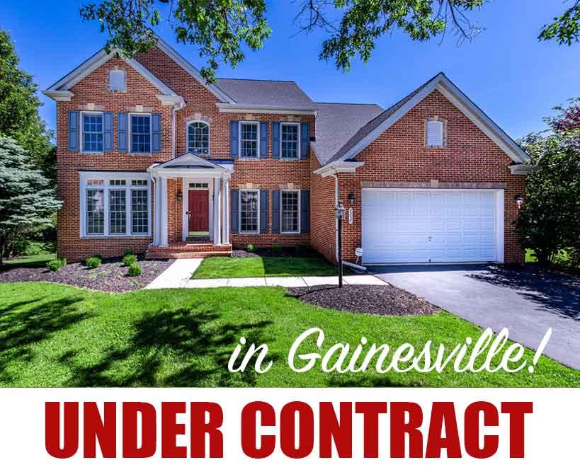 Single family home in Gainesville VA 20155